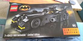 Lego batmobile 40433