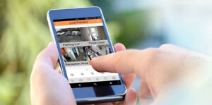 Mobile Sky | Security Solutions | Residential & Commercial
