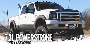 Ford 1999-2003 Powerstroke 7.3L Synthetic Oil & Filer Package