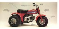 Honda atc70,  z50, ct70, trx70,  mini bike