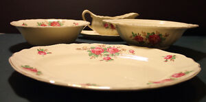 Serving Set Sunshine J&G Meakin England - $10 OBO for the set Cambridge Kitchener Area image 3