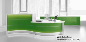 Comptoir de réception moderne/Modern Reception Counter