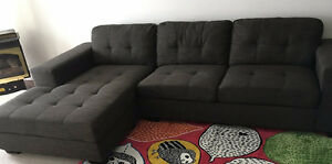 $800 · Sectional Left sofa with Chaise