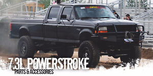 FORD 1994-1997 POWERSTROKE 7.3L Synthetic Oil & Filter Package