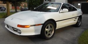 1993 Toyota MR2 Coupe (2 door)