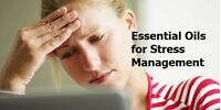 Stress Management with Essential Oils - Oshawa