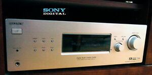 Sony Home Theater & Samsung DVD Recorder with Remotes