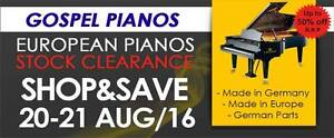 PIANO SALE Villawood Bankstown Area Preview