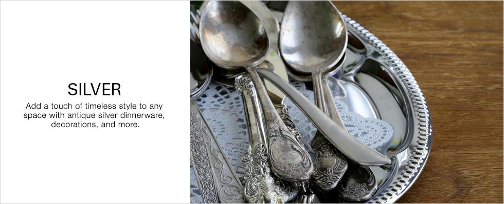 Antique Silver | Shop All