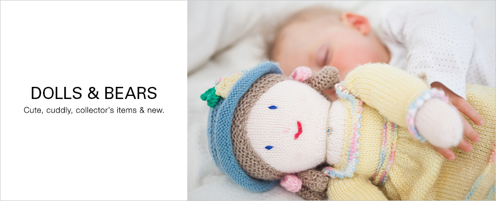 Dolls & Bears | Shop Now
