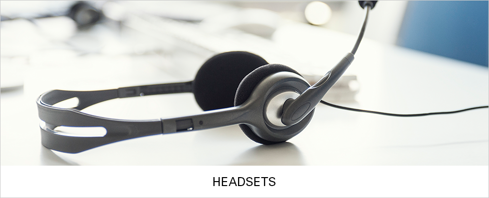 Headsets | Shop Now