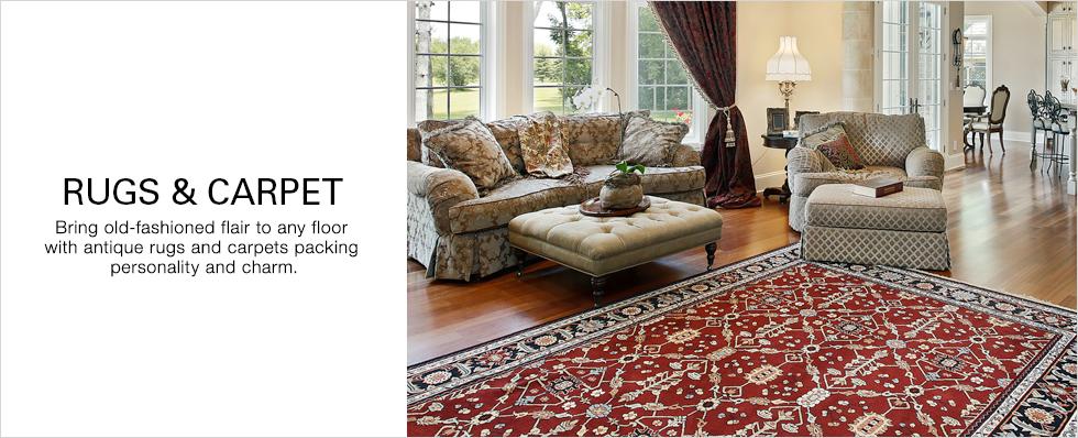 Buy Rugs Carpets Online
