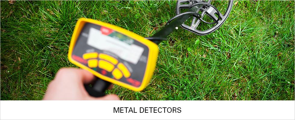 Metal Detectors   Shop Now