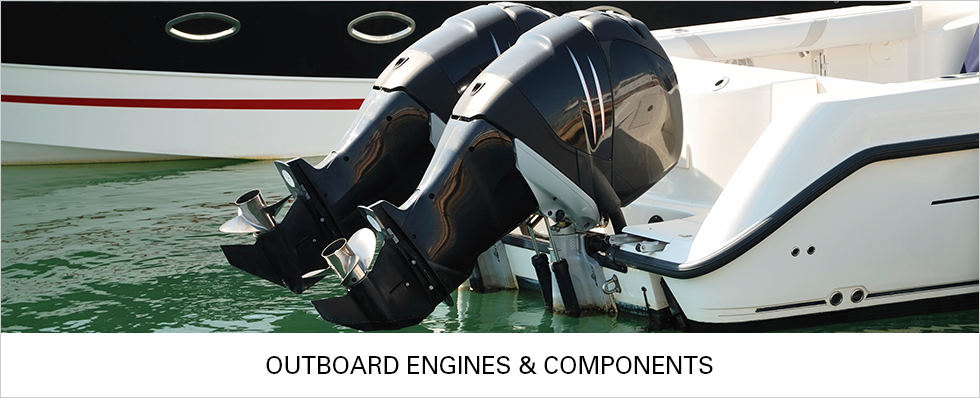 Outboard Engines & Components | Shop Now
