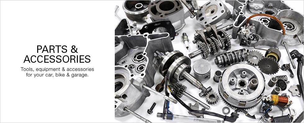 Vehicle Parts & Accessories | Shop Now
