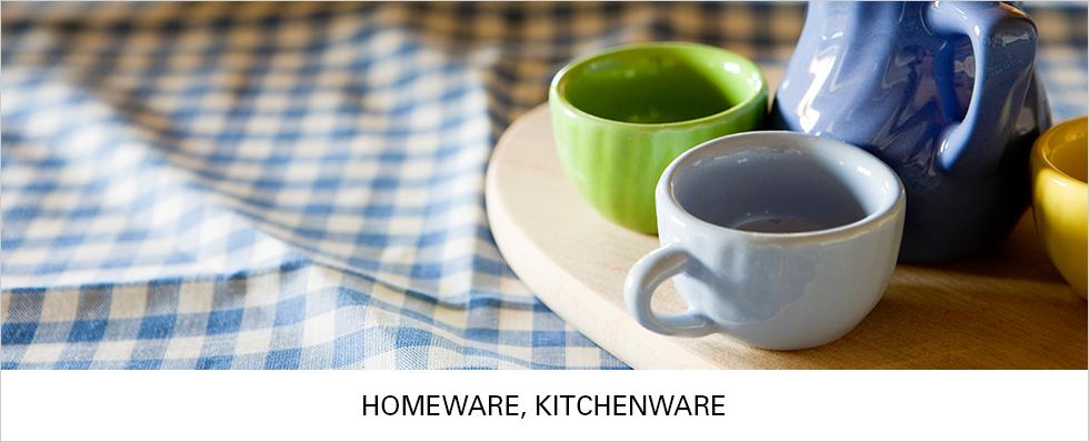 Homeware, Kitchenware   Shop Now