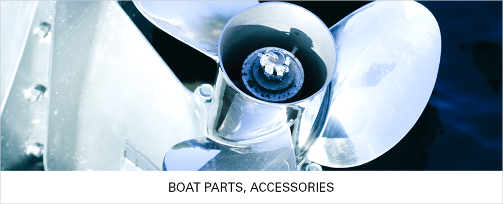 Boat Parts, Accessories