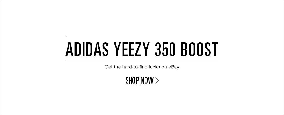 adidas Yeezy 350 Boost | Get the hard-to-find kicks on eBay | Shop now