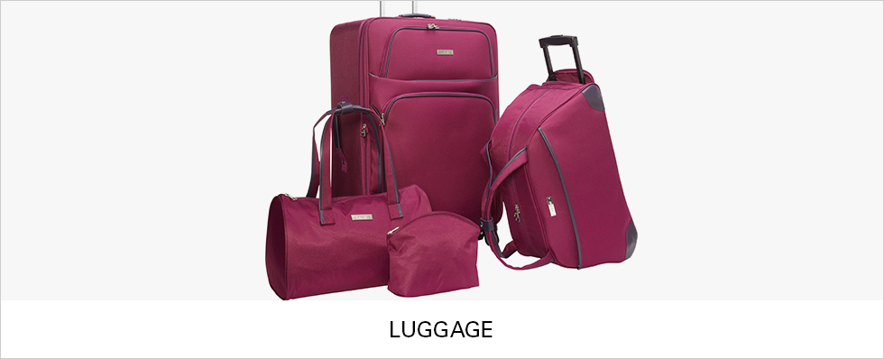 Luggage | Shop Now