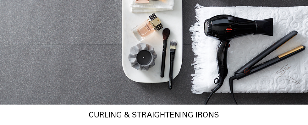 Curling & Straightening Irons | Shop Now