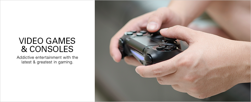 Video Games, Consoles | Shop Now