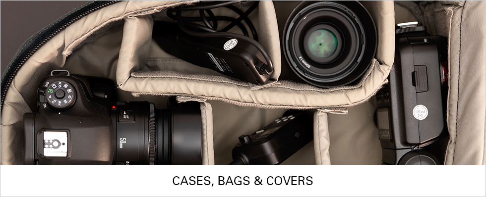 Cases, Bags, Covers | Shop Now