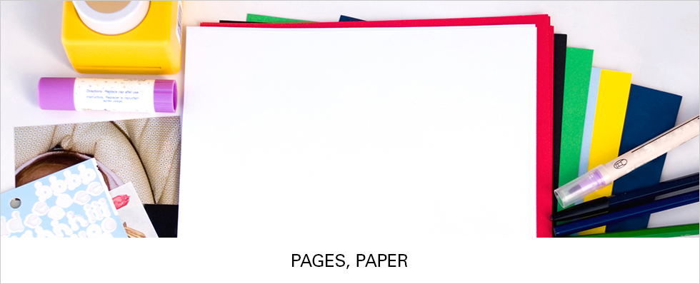 Pages, Paper | Shop Now