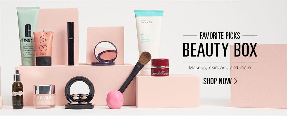 Favorite Picks: Beauty Box | Makeup, skincare, and more