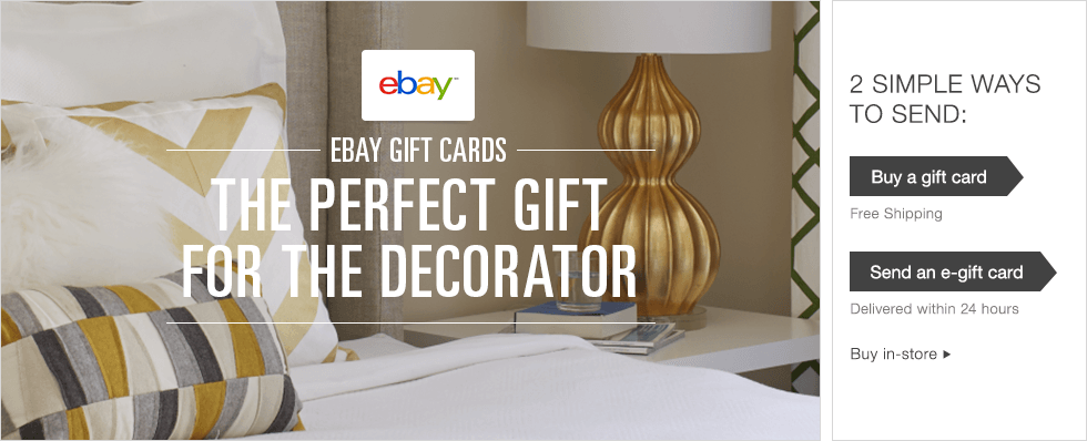 The Perfect Gift for the Decorator