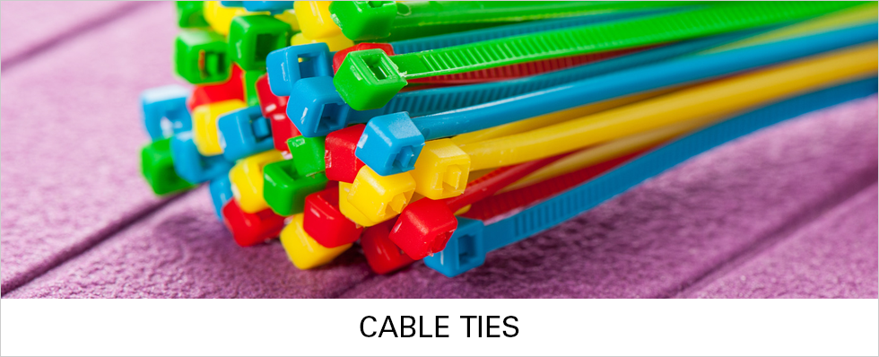 Cable Ties & Organizers