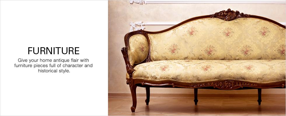 Antique Furniture | Shop All