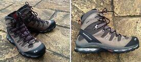 Salomon Men's Quest 4D GTX , waterproof (Gore-Tex) hiking boots, size UK 10.5