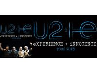 U2 MANCHESTER 19.10.2018 2 tickets for concert