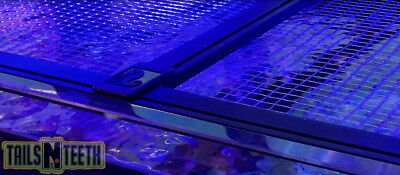 "RED SEA Customizable DIY Aquarium Net Cover - Cut Out Parts Incl. 60""x31"" R42083"