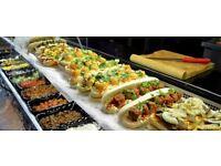 Whitechapel newly open Sandwich shop has vacancy - Monday - Friday