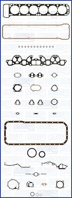 Ajusa 50130800 Full Gasket Set fits 1983 1984 1985 1987 Nissan Laurel 24L L24E