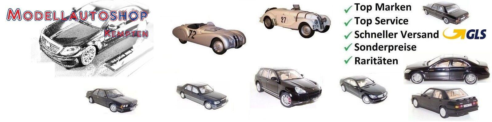 Modellautoshop-Kempten