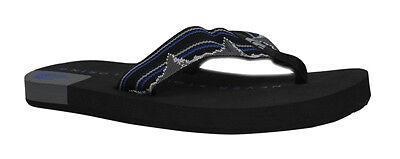 The North Face Mens Half Dune Black Fip Flops Beach Sandals AX6FKC1 7 EE151