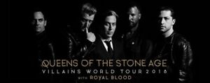 Queens of the Stone Age tickets London