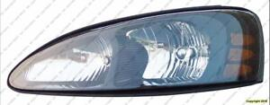Head Lamp Driver Side PONTIAC GRAND PRIX 2004-2008