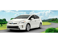 toyota prius ready for pco drivers + H I R E + U_B_E_R from £100