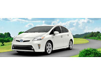 toyota prius ready for pco drivers + H I R E + U_B_E_R from £120