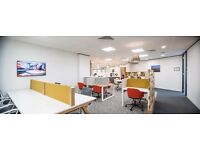 Brand new innovative coworking (fixed desk) office – Salisbury