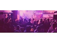 Oxjam Fundraising Coordinator- Volunteer for a live music event raising funds for Oxfam