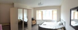 massive double bedroom in homely house