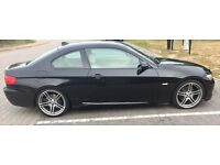 BMW 3 SERIES COUPE 2.0 320d M Sport 2dr LOADED