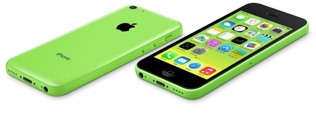 iphone 5c 16gb,o2