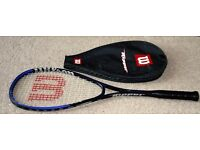 Wilson Ripper Double Beam Squash Racket