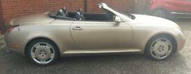 For sale LPG converted Lexus SC430