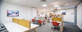 Brand new innovative coworking (fixed desk) office – Bristol Almondsbury Business Park.